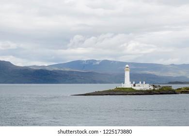 Eilean Musdile Lighthouse