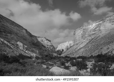 Ein Avdat national park