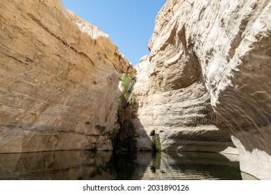 Ein Avdat National Park in Israel. - Shutterstock ID 2031890126