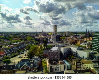Eindhoven City from top