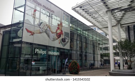 Eindhoven, the Netherlands - 2016.07.05.:  Philips Museum of Technology