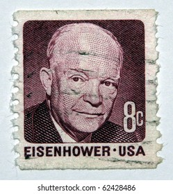 Eisenhower Stamp Images Stock Photos Vectors