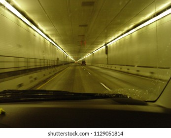 Eisenhower Tunnel Colorado
