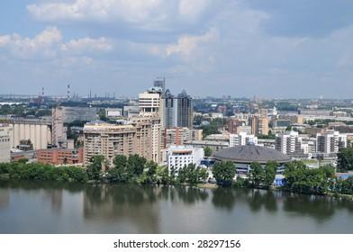 ekaterinburg - city in russia