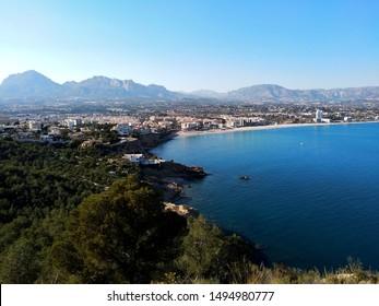 El albir, Coast of Alicante, Spain