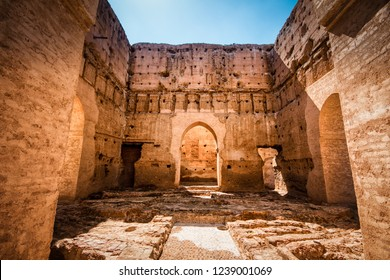 The El Badi Palace, meaning the incomparable palace, is a ruined palace located in Marrakesh, Morocco.