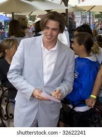 EL CAJON, CA - NOVEMBER 23:  Jesse Hart attends the 62nd Annual Mother  Goose Parade. November 23, 2008 in El Cajon, CA