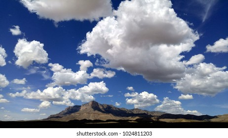 El Capitan of the Guadalupe Mountains