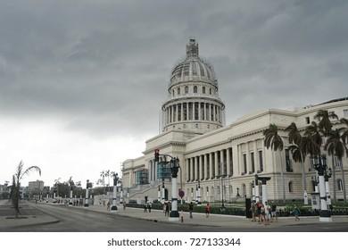 El Capitol in Cuba