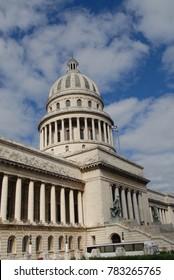El Capitolio in La Havana, Cuba