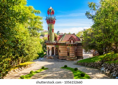 El Capricho is a building,  located in in Comillas in Cantabria region of Spain
