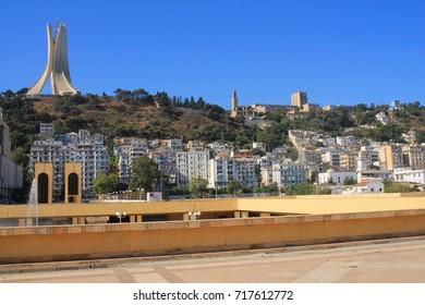 El Hamma in Algiers, Algeria