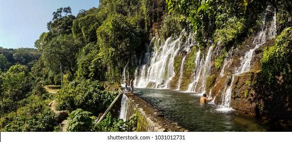 El Imposible National Park in El Salvador.