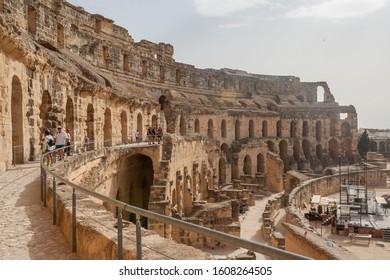El Jem, Tunisia 2020: Gordian Amphitheater, Amphitheater of El Jem