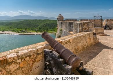 El Morro Castle, Santiago de Cuba