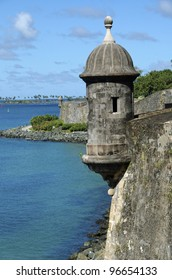 El Morro Fort in Old San Juan