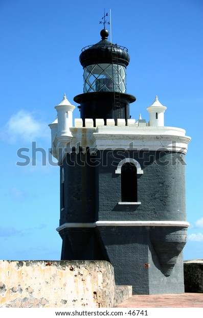 El Morro Light House