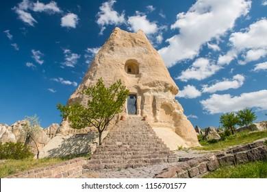 El Nazar Christian Church, Gereme, Cappadocia Turkey
