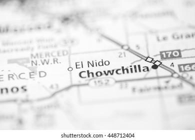 El Nido. California. USA