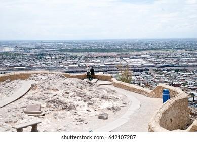 El Paso City View