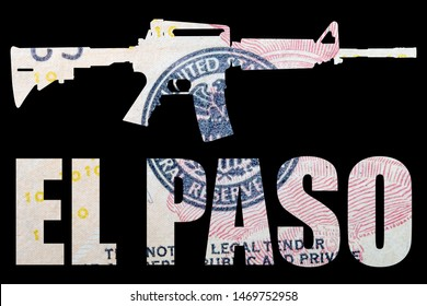 El Paso, Texas, Mass Shooting in the United States of America.