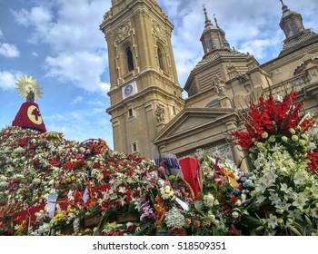 El Pilar, in Saragossa (Spain)