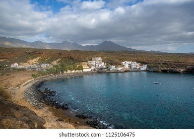 El Puertito, diving and snorkeling spot, Tenerife, Canary islands.