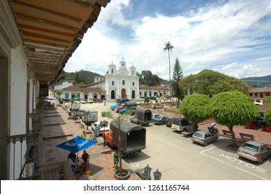 El Retiro, Antioquia: April 12 of 2005,  Principal Park