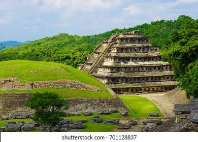 El Tajin UNESCO Site in Mexico