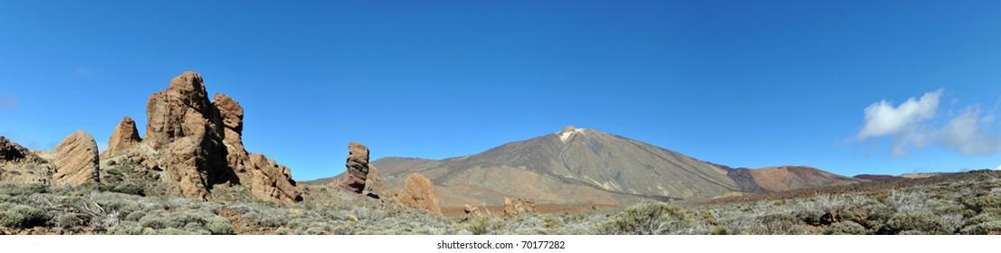 El Teide, Tenerife, Spain