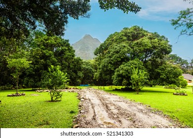 El Valle de Anton in Panama. El Valle is considered one of the most beautiful places in Panama.
