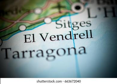 El Vendrell. Spain