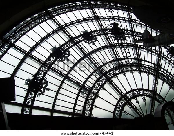 elaborate window