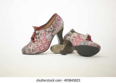 elaboration of handmade shoes in Canary Islands