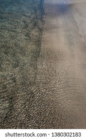 Elafonisi beach Crete pink sand