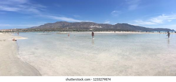 Elafonisi Beach Greece