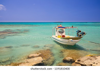 Elafonisi in Creta island,Greece