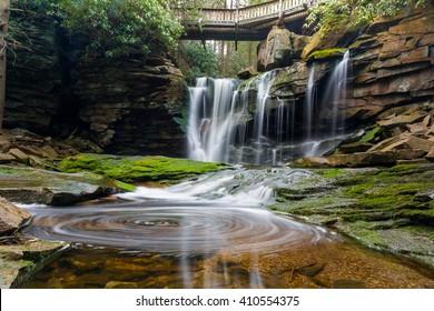 Elakala Falls, Blackwater Falls State Park, West Virginia