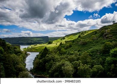 Elan valley, Wales.