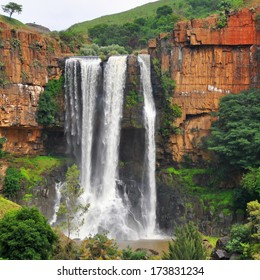The Elands River Waterfall in Mpumalanga, South Africa