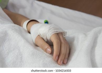 An elastic bandage