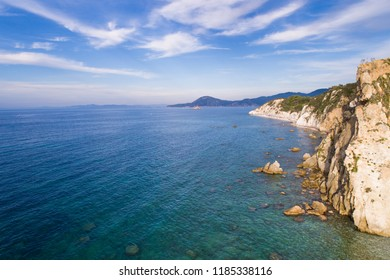 Elba Island, beaches and coasts. Holidays in Italy