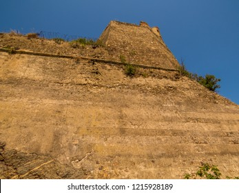 ELBA, ITALY - AUGUST 2, 2018: Medieval Castle on the Elba Island.