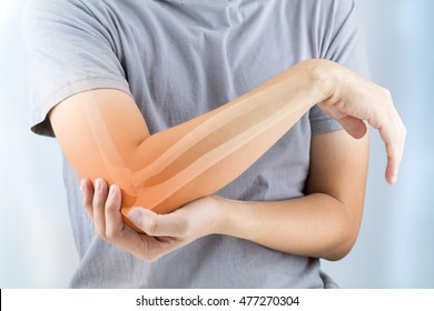 elbow bones injury