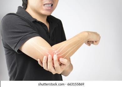elbow bones injury