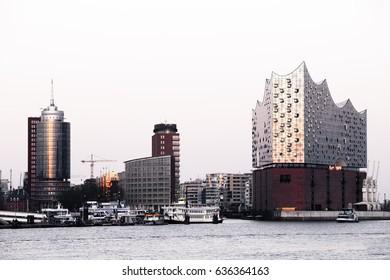 Elbphilharmonie Hamburg city