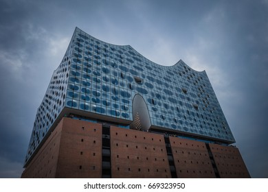 Elbphilharmonie Hamburg / June 2017 / Hamburg / Germany