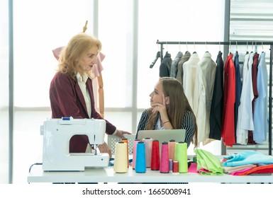 Attractive Woman Fashion Designer Images Stock Photos Vectors Shutterstock