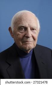 Elderly man in his golden years.