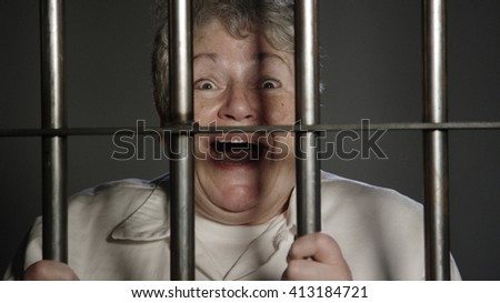 Excited in prison